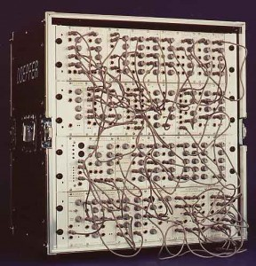 Analogue Synthesis Doepfer