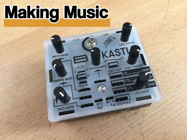 Bastl Kastle synth