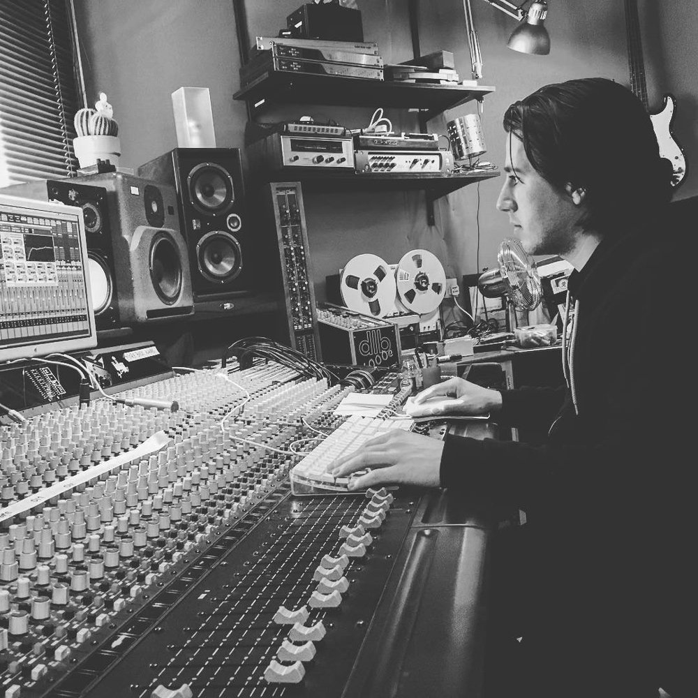 hints tips archives making music interview george perks producer at the crypt studio