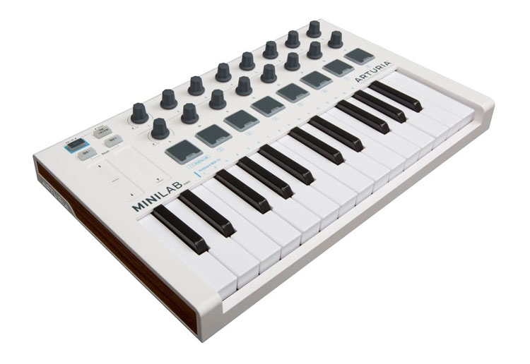 Arturia MiniLab Mk II product photo