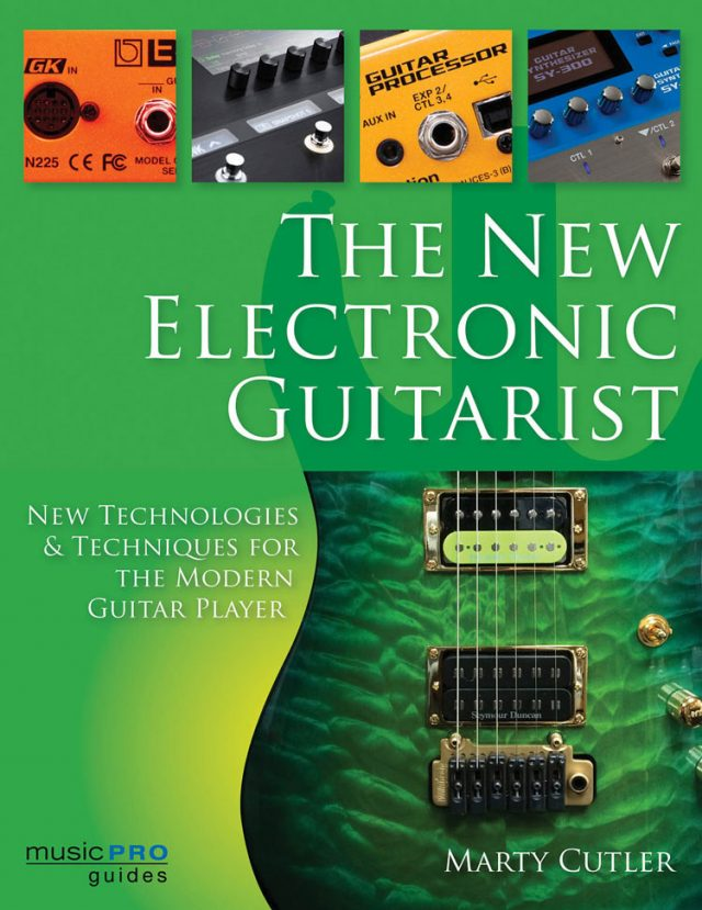 The new electronic guitarist new technologies and for New technologies in electronics