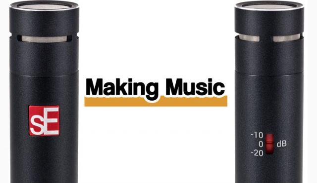 sE Electronics sE8 mic