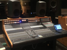 Legacy Plus console at MacEwan University