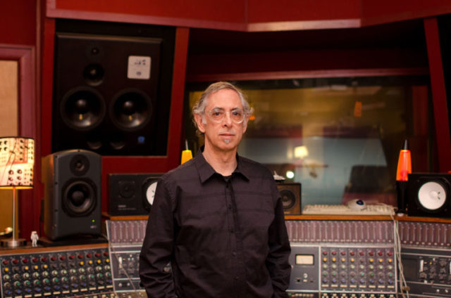 Steve Rosenthal MAKING MUSIC