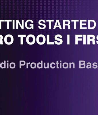 getting started with pro tools cover