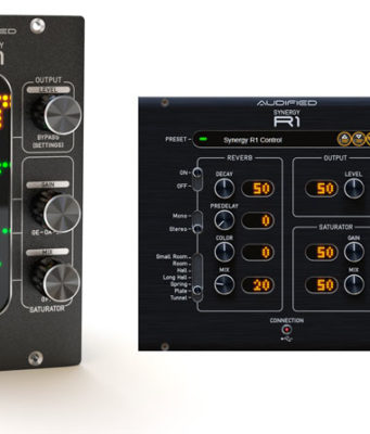 Audified Synergy R1 Reverb