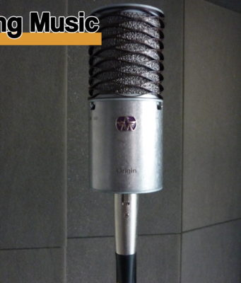 Aston Origin Capacitor Microphone