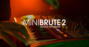 Arturia MiniBrute 2 Making Music