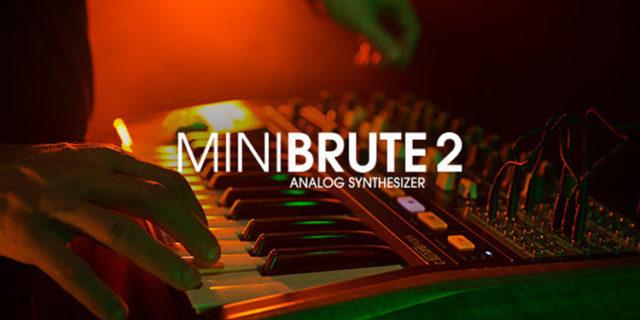 Arturia MiniBrute 2 Making Music