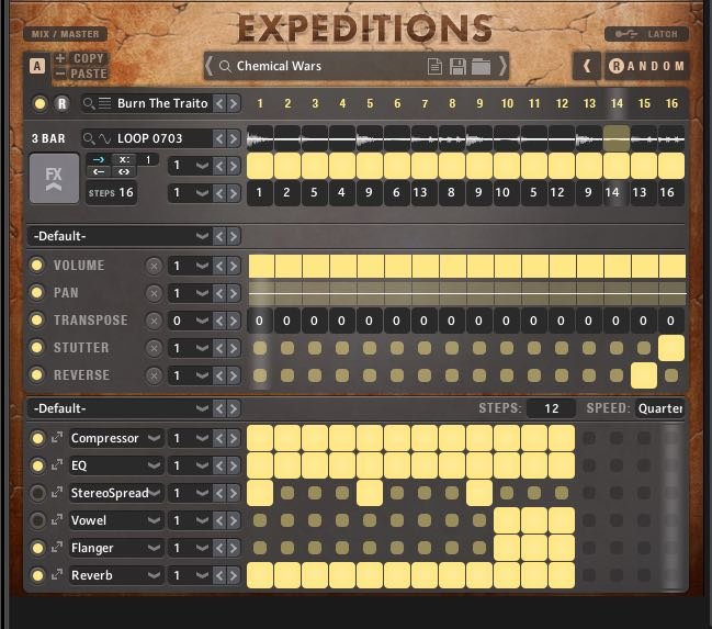 Expeditions FX