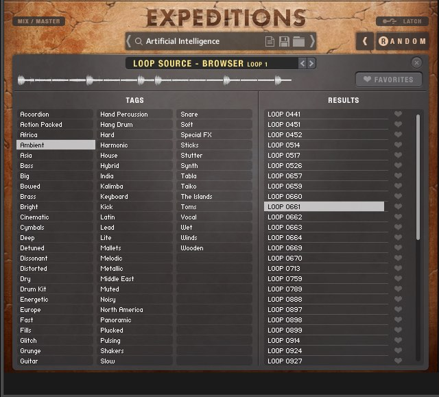 Expeditions Loop Source