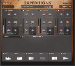 Expeditions Mixer