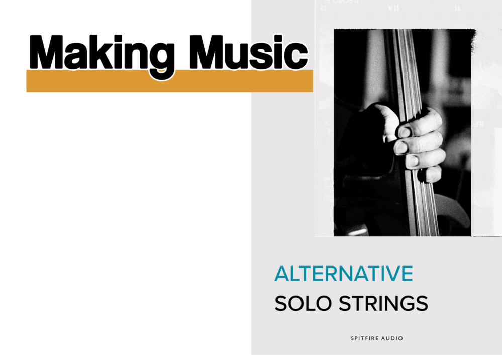 Review: Spitfire Audio's Alternative Solo Strings - Making Music