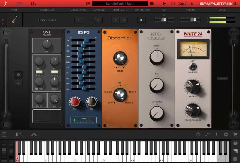 SampleTank 4 Effects