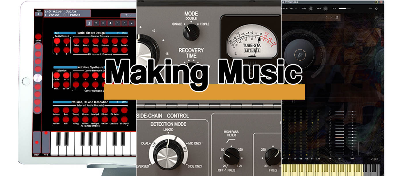 News: Releases from Synclavier Digital, Arturia and Spitfire