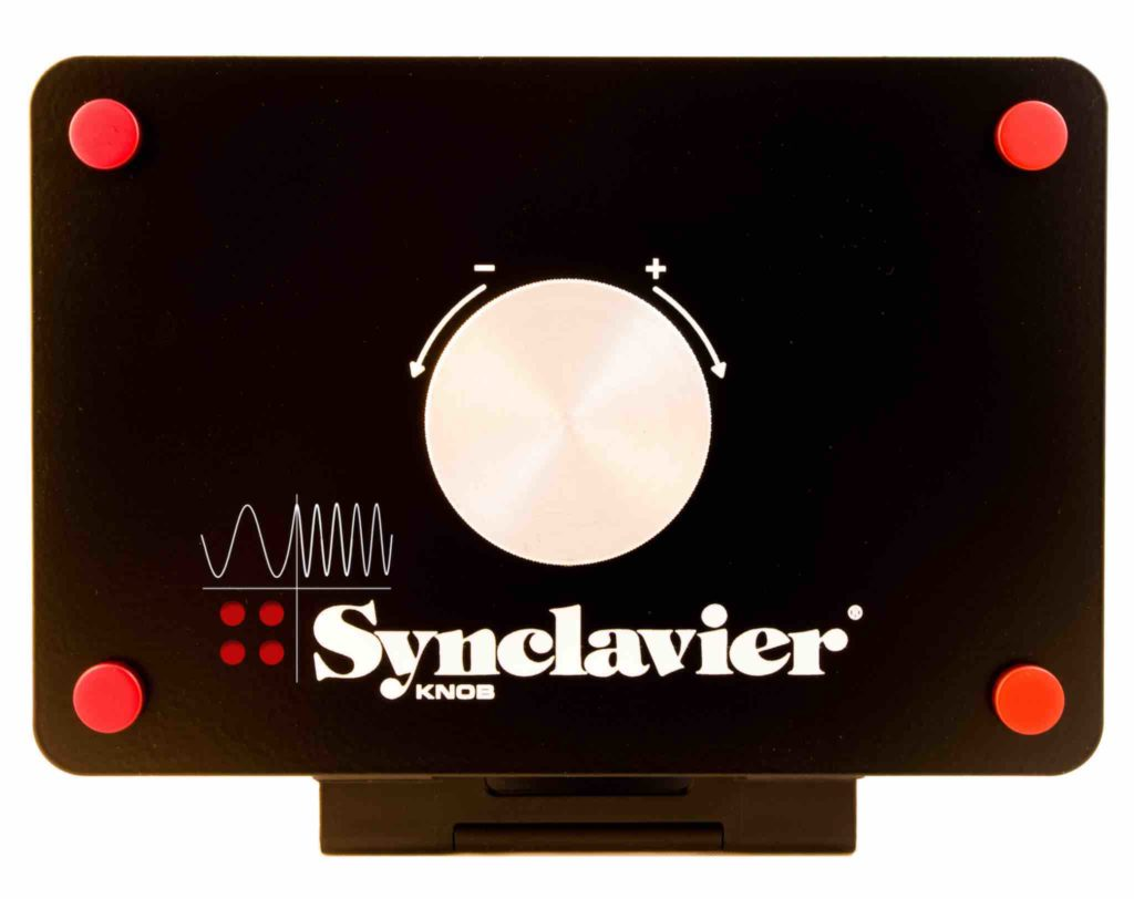 Synclavier Knob Front