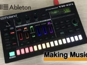 Roland TR6s Ableton Template featured image